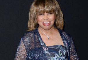 Tina Turner attending the Giorgio Armani Haute Couture Paris Fashion Week Fall/Winter 2018/19 held i