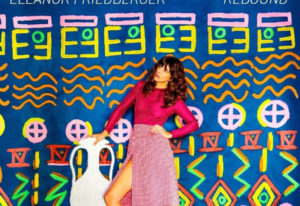 """Eleanor Friedberger's new album, """"Rebound,"""" was released in May. Amazon"""