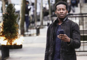 "Brandon Michael Hall stars in ""God Friended Me."" Jonathan Wenk/CBS"