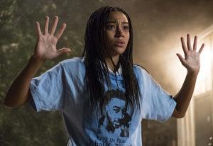 """Amandla Stenberg stars in """"The Hate U Give."""" Erika Doss"""