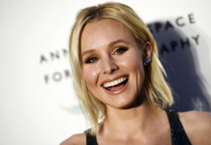 Kristen Bell Actor, mother of two daughters
