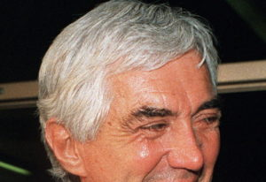 Automaker John DeLorean. A federal court in New Jersey dismissed a lawsuit brought by Sally DeLorean