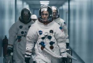 "Ryan Gosling stars in ""First Man."" Daniel McFadden/Universal Pictures"