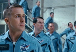 "Ryan Gosling stars in ""First Man."" Universal Pictures"