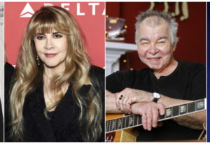From left, Todd Rundgren, Stevie Nicks, John Prine and Janet Jackson are among the 15 acts nominated