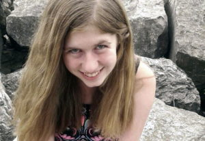 Jayme Closs. Authorities say that Closs, a missing teenage girl, could be in danger after two adults