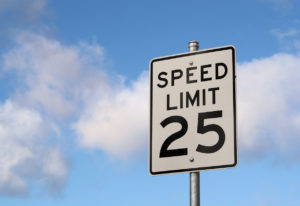 The Clark County Council will examine a number of roads for changes in the speed limit. (istock.com)
