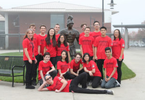 East Vancouver: Geared Reaction, Union High School's robotics team, received a $2,250 Tech Challenge