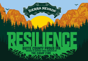 Sierra Nevada has a new beer in the works, Resilience IPA, to help relief efforts in the wake of the