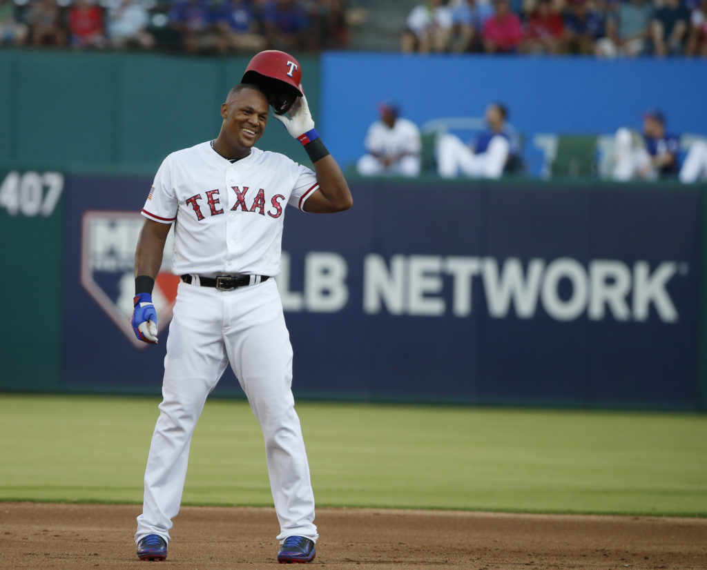 Adrian Beltre of Texas Rangers announces retirement