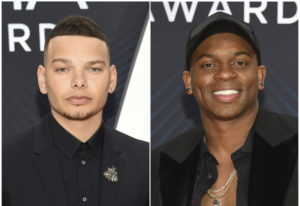 Kane Brown Singer has the top country and pop album in the U.S