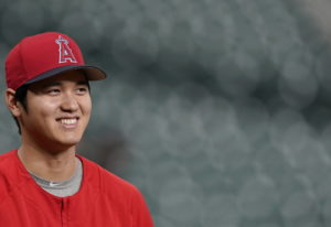 Los Angeles Angels' Shohei Ohtani, of Japan, was voted American League Rookie of the Year after beco