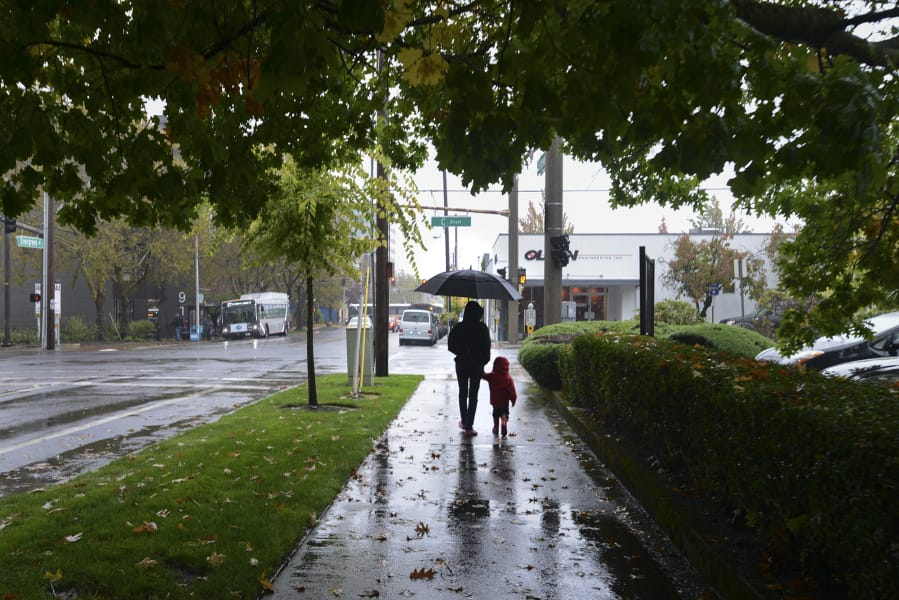 Storm fronts to amp up rainfall locally Tuesday