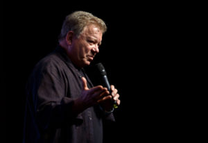 """William Shatner has released a new album of yuletide classics called """"Shatner Claus — The Christmas"""