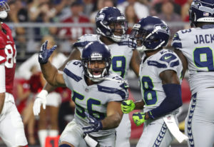 Seattle Seahawks linebacker Mychal Kendricks (56) is eager to get back to the normalcy provided by l