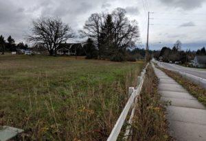 Ed and Dollie Lynch donated 9 1/2 acres adjacent to their family home in Vancouver to be used as a p