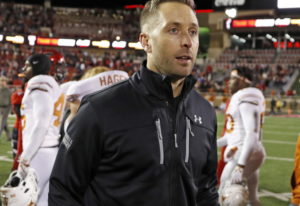 The Arizona Cardinals have hired Texas Tech's Kliff Kingsbury, a move aimed at providing guidance fo
